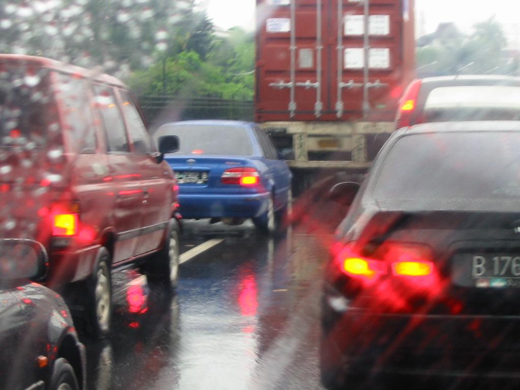 traffic jam sxc